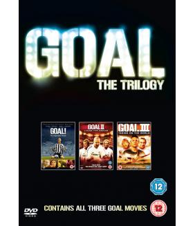Goal / Goal II - Living The Dream / Goal III - Taking On The World DVD