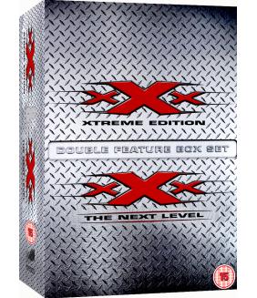 xXx / xXx - The Next Level DVD