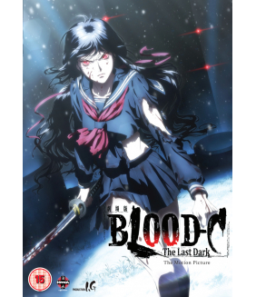 Blood C - The Last Dark DVD