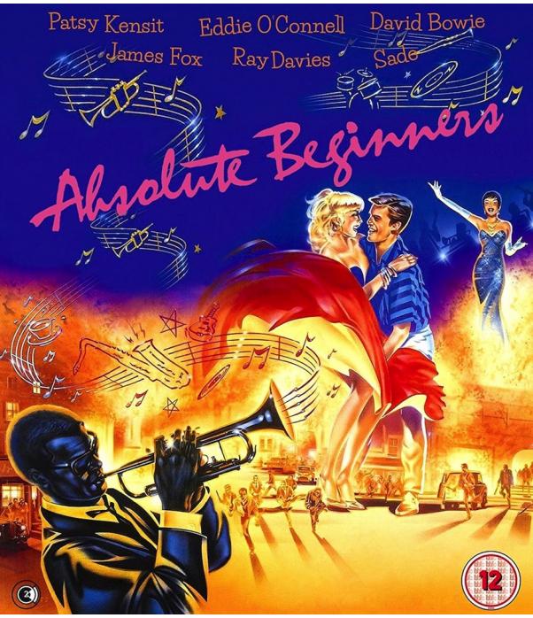 Absolute Beginners Blu-Ray