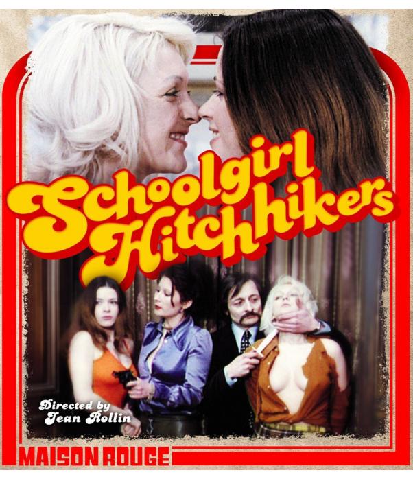 Schoolgirl Hitchhikers Blu-Ray