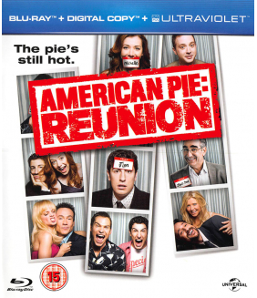 American Pie 4 - Reunion Blu-Ray