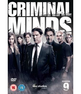Criminal Minds Season 9 DVD