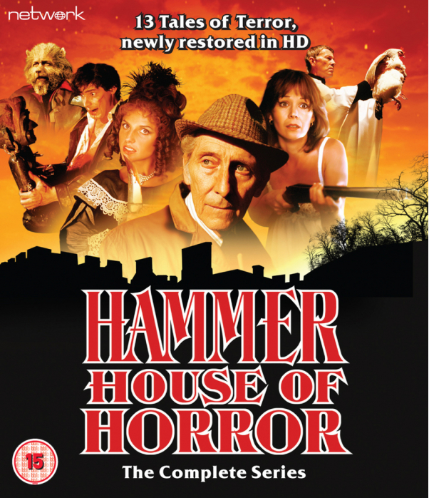 Hammer House Of Horror - The Complete Series Blu-Ray
