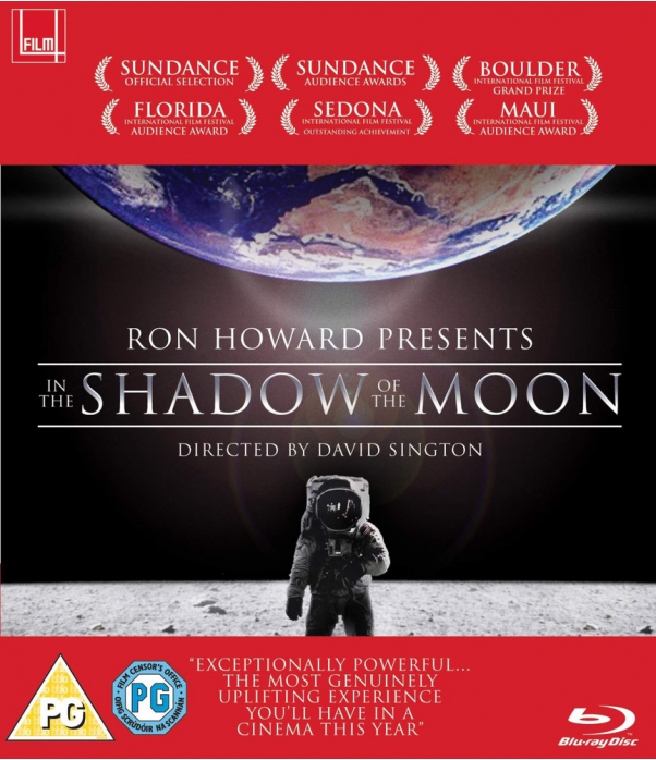 In The Shadow Of The Moon Blu-Ray