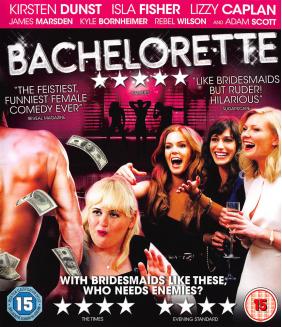 Bachelorette Blu-Ray