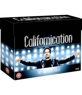 Californication Seasons 1 to 7 Complete Collection DVD