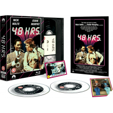 48 Hours - Limited Edition VHS Collection DVD + Blu-Ray