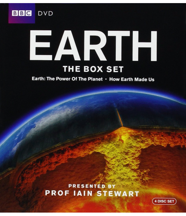Earth - The Power Of The Planet / How Earth Made Us Blu-Ray