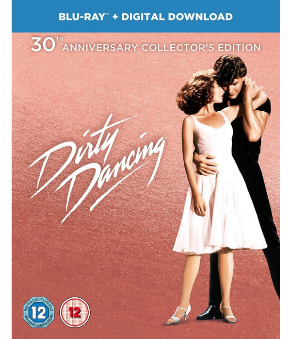 Dirty Dancing - The Definitive Edition Blu-Ray