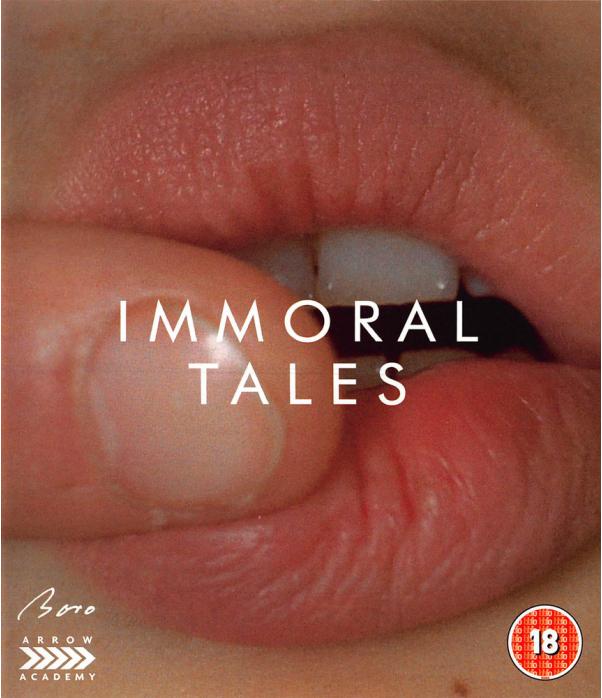 Immoral Tales Blu-Ray