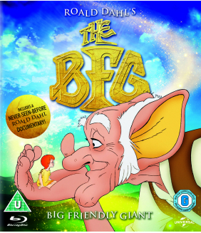 The BFG - Big Friendly Giant Blu-Ray