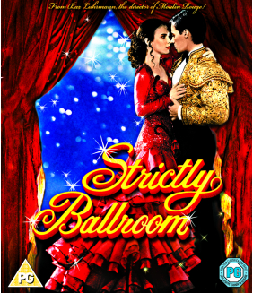 Strictly Ballroom Blu-Ray