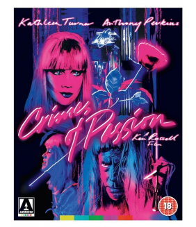 Crimes of Passion Blu-Ray + DVD