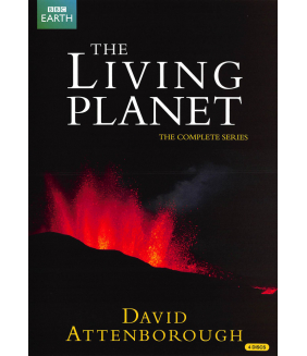The Living Planet - The Complete Series DVD