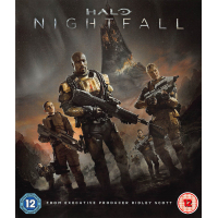 Halo - Nightfall Blu-Ray