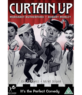 Curtain Up Remastered DVD