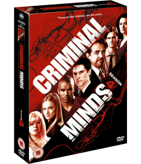 Criminal Minds Season 4 DVD