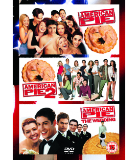 American Pie 1 to 4 DVD