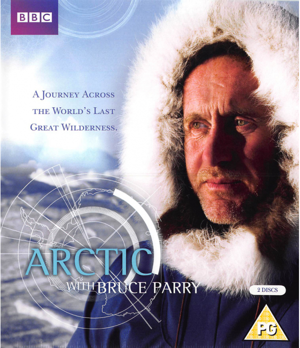 Arctic - With Bruce Parry Blu-Ray