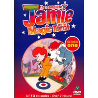 Jamie And The Magic Torch Series 1 DVD