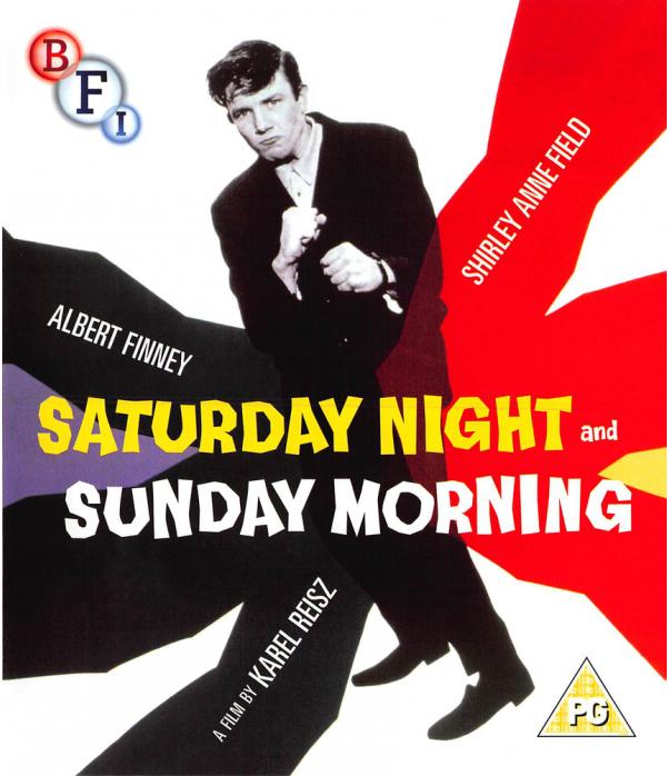 Saturday Night And Sunday Morning Blu-Ray