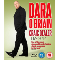 Dara O'Briain - Craic Dealer - Live Blu-Ray