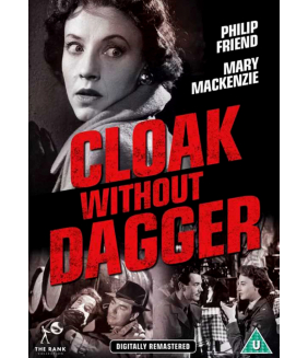 Cloak Without Dagger DVD