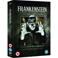 Frankenstein - Complete Legacy Collection (7 Films) DVD
