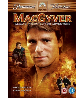 MacGyver (Original) Season 1 DVD