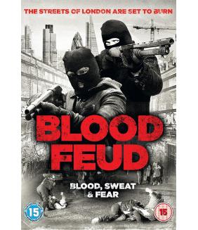 Blood Feud DVD