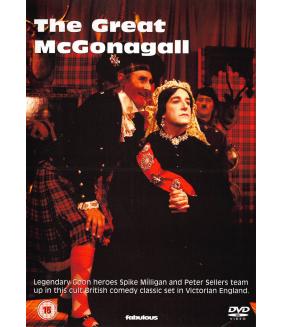 The Great McGonagall DVD