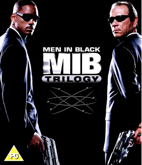 Men In Black - Trilogy Blu-Ray