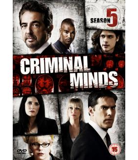 Criminal Minds Season 5 DVD