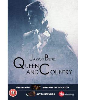 Jayson Bend - Queen and Country DVD