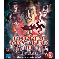 Puppet Master III - Toulons Revenge Blu-Ray