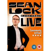 Sean Lock - Lockipedia Live Blu-Ray