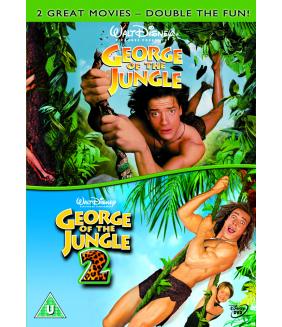 George Of The Jungle / George Of The Jungle 2 DVD