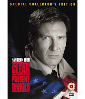 Clear And Present Danger DVD