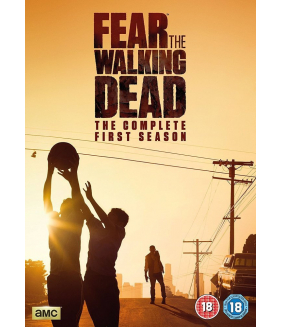 Fear The Walking Dead Season 1 DVD