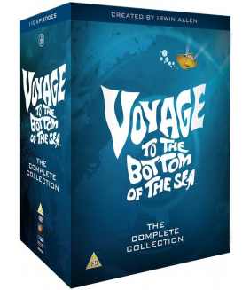 Voyage To The Bottom Of The Sea Series 1 to 4 Complete Collection DVD