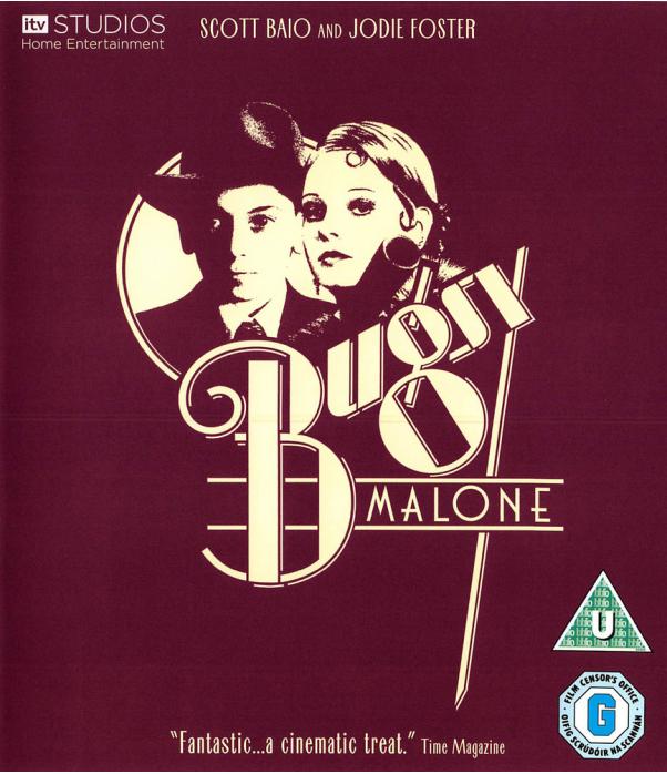 Bugsy Malone Blu-Ray