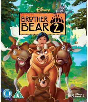 Brother Bear 2 Blu-Ray