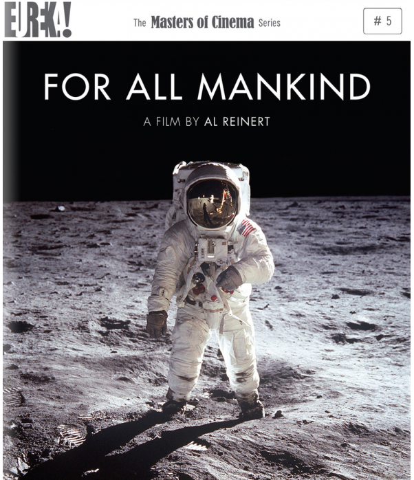 For All Mankind Blu-Ray + DVD