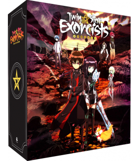 Twin Star Exorcists Part 1 Limited Edition Blu-Ray
