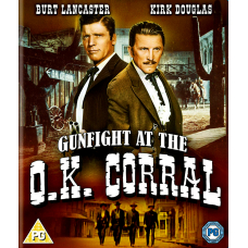 Gunfight At The OK Corral Blu-Ray