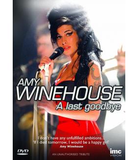 Amy Winehouse - A Last Goodbye DVD