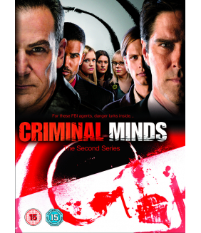 Criminal Minds Season 2 DVD