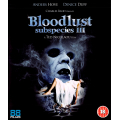 Subspecies III - Bloodlust Blu-Ray