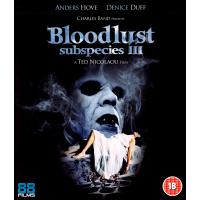 Subspecies III - Bloodlust Blu-Ray